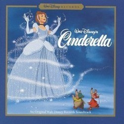 Cinderella Soundtrack (Stanley Andrews, Mack David, Jerry Livingston, Paul J. Smith, Oliver Wallace) - CD cover