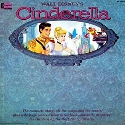 Cinderella Soundtrack (Stanley Andrews, Paul J. Smith, Oliver Wallace) - Carátula