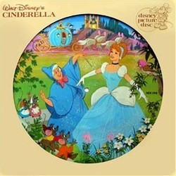 Cinderella Bande Originale (Stanley Andrews, Paul J. Smith, Oliver Wallace) - Pochettes de CD