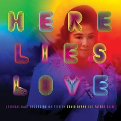Here Lies Love Soundtrack (David Byrne, David Byrne, Fatboy Slim , Fatboy Slim ) - Carátula