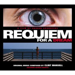 Requiem For A Dream Soundtrack (Clint Mansell) - CD cover