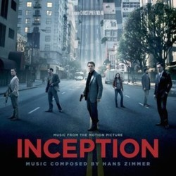 Inception Soundtrack (Hans Zimmer) - CD cover