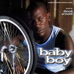 Baby Boy Trilha sonora (David Arnold) - capa de CD