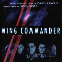 Wing Commander Colonna sonora (Kevin Kiner) - Copertina del CD