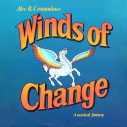 Winds of Change Soundtrack (Alec R. Constandinos) - CD cover