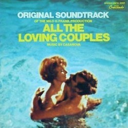 All the Loving Couples Soundtrack (Les Baxter) - CD-Cover