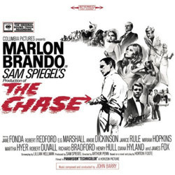 The Chase Soundtrack  (John Barry) - CD cover