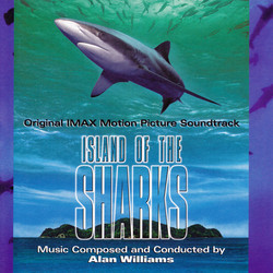 Island of the Sharks Soundtrack (Alan Williams) - CD cover