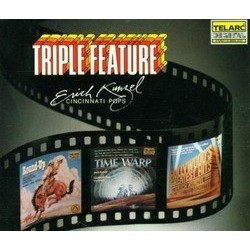 Triple Feature Colonna sonora (Various Artists) - Copertina del CD
