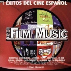 BSO Film Music Trilha sonora (Various Artists) - capa de CD