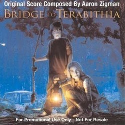 Bridge to Terabithia Soundtrack (Aaron Zigman) - CD cover