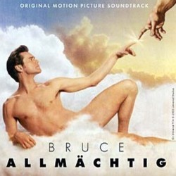 Bruce Allmächtig Soundtrack (Various Artists, John Debney) - CD cover