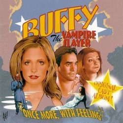 Buffy the Vampire Slayer Ścieżka dźwiękowa (Various Artists, Christophe Beck) - Okładka CD