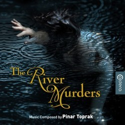 The River Murders - Sinner Soundtrack (Pinar Toprak) - CD cover