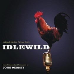 Idlewild Soundtrack (John Debney) - CD cover