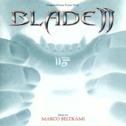 Blade II Soundtrack (Marco Beltrami) - CD cover