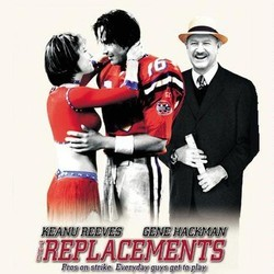 The Replacements 声带 (John Debney) - CD封面