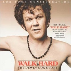 Walk Hard: The Dewey Cox Story Colonna sonora (John C. Reilly) - Copertina del CD