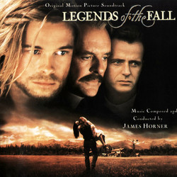 Legends of the Fall Soundtrack (James Horner) - CD cover
