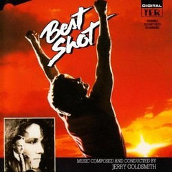Best Shot Colonna sonora (Jerry Goldsmith) - Copertina del CD