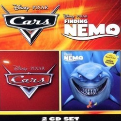 Cars / Finding Nemo 聲帶 (Various Artists, Randy Newman, Thomas Newman) - CD封面