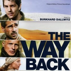 The Way Back Soundtrack (Burkhard Dallwitz) - Car�tula