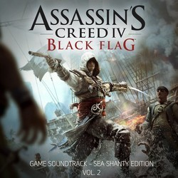 Assassin's Creed 4: Black Flag Soundtrack (Various Artists) - CD cover