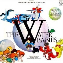 The Water Babies 聲帶 (Phil Coulter) - CD封面