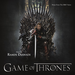 Game Of Thrones Soundtrack (Ramin Djawadi) - CD cover
