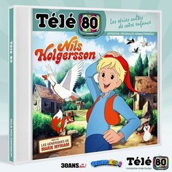 Nils Holgersson Soundtrack (Various Artists) - cd-inlay