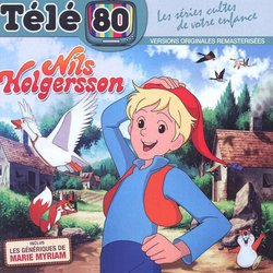 Nils Holgersson Soundtrack (Various Artists) - CD cover