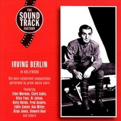 Irving Berlin: In Hollywood Soundtrack (Various Artists, Irving Berlin) - CD-Cover