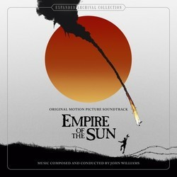 Empire of the Sun Soundtrack (John Williams) - CD cover