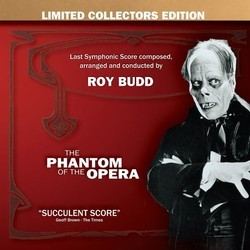 The Phantom of the Opera, Roy Budd Symphonic Score Soundtrack (Roy Budd) - CD cover