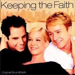 Keeping the Faith Soundtrack  (Elmer Bernstein) - CD cover