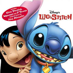 Lilo & Stitch Soundtrack (Various Artists, Alan Silvestri) - CD-Cover
