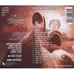 Prodigal Soundtrack (Dean Bryant, Mathew Frank) - CD Trasero