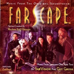Farscape Soundtrack (Guy Gross) - CD-Cover