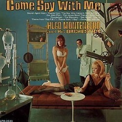 Come Spy with Me Soundtrack (Various Artists) - CD cover