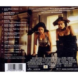 Heartbreakers Soundtrack (Various Artists, John Debney) - CD Back cover