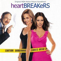 Heartbreakers Soundtrack (Various Artists, John Debney) - CD cover