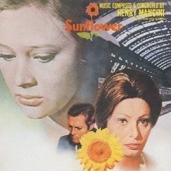 Sunflower Soundtrack (Henry Mancini) - CD cover
