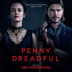 Penny Dreadful Soundtrack (Abel Korzeniowski) - CD cover