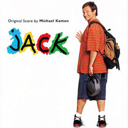 Jack Soundtrack (Michael Kamen) - CD cover