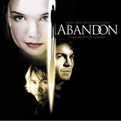 Abandon Soundtrack (Clint Mansell) - CD cover