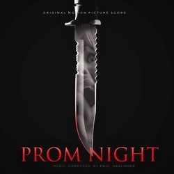 Prom Night Soundtrack (Paul Haslinger) - CD cover