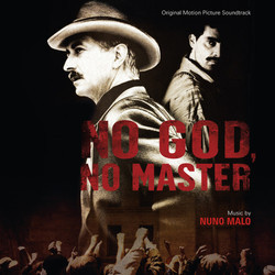 No God, No Master Soundtrack (Nuno Malo) - CD cover