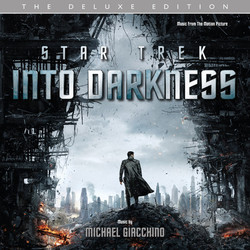 Star Trek Into Darkness Soundtrack (Michael Giacchino) - CD-Cover