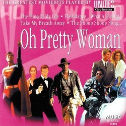 Oh Pretty Woman Soundtrack (Various Artists) - CD cover