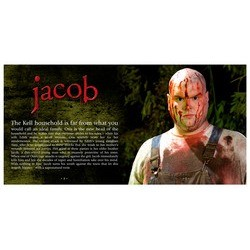 Jacob Soundtrack (Iain Kelso) - cd-inlay